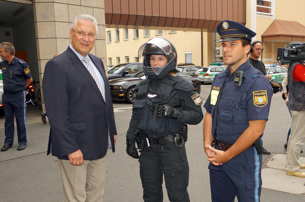 Möchte einen polizisten kennenlernen