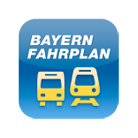 Bayern Fahrplan - App für iOS und Android