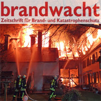 Cover brandwacht Nr. 1, 2018