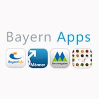 Logo Bayern Apps