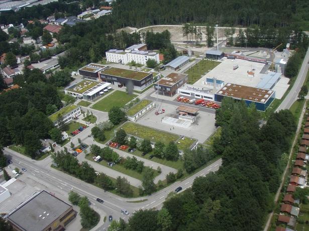Feuerwehrschulen in Bayern